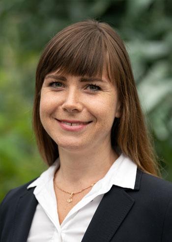 Portrait Dr.-Ing. Natalia Kluth