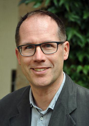 Portrait Dr. Oliver Pänke