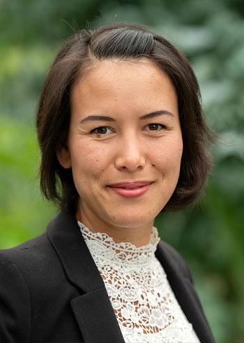 Portrait Mai Lan Phan